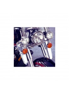 NATIONAL CYCLE Chrome Lower Deflectors Lower wind deflector