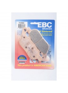 EBC  Double-H Superbike Brake Pad Sintered metal - Rear