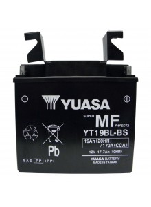Yuasa Maintenance Free (AGM) Batteries YT19BL-BS