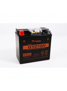 Yuasa Battery Maintenance Free AGM High Performance GYZ16H