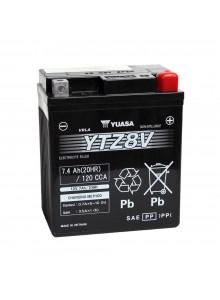Yuasa Battery Maintenance Free AGM High Performance YTZ8V