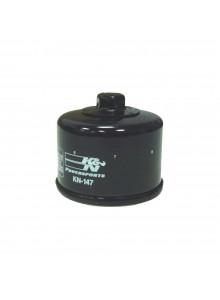 K&N Performance Oil Filter - Cartridge Type KN-147