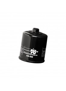 K&N Performance Oil Filter - Cartridge Type KN-303