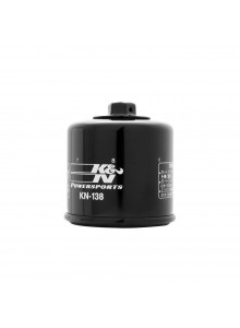 K&N Performance Oil Filter - Cartridge Type KN-138