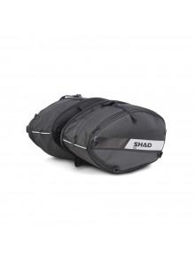 SHAD Expandable Saddle Bag SL52 42-52 L