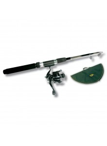 Action Spinning Telescopic Combo Deluxe