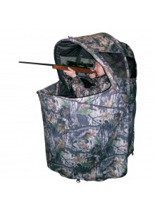 Action DeepWood Camo Type Blind Hunting Chair