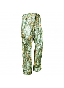 Action Pants, Softshell Forest HD Camo Camo (A407P)