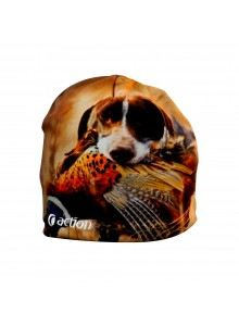 Green Trail Animal Tuque