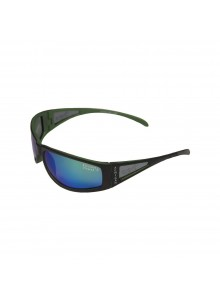 GREEN TRAIL Bass REVO Polarized Sunglasses Black