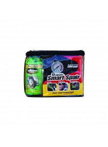 SLIME Smart Repair Tire Kit with Air Compressor