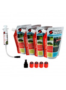 TireJect Tire Protection kit Liquid