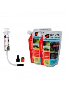 TireJect Tire sealant Kit 20 oz Liquid