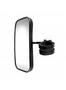 """Ken Sean Mirror Wide angle - Rectangle 1.75"""" Clamp-On"""
