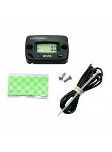 Hardline Products Re-Settable Hourmeter 2-Stroke, 4 Stroke - HR-8067