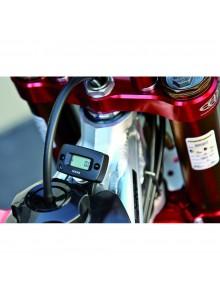 HARDLINE PRODUCTS Instrument Style Hourmeter Bracket