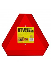 HARDLINE PRODUCTS Reflective Safety Emblem Placard