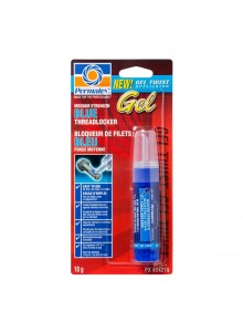 PERMATEX Blue Removable Strength Threadlocker Gel