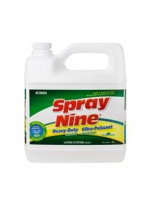 Spray Nine Cleaner/Degreaser/Disinfectant 4 L / 1.05 G