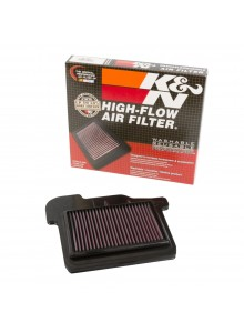 K&N High-Flow OEM Air Filter Yamaha