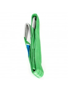 PORTABLE WINCH Polyester Slings 2900 kg (basket style), 2180 kg (chocker style)