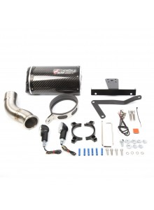 M2 Silver Series Slip-on Exhaust