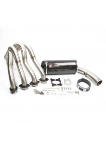 Two Brothers Racing M2 Silver Series Complete Exhaust