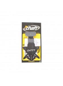 CHAFT License Plate Holder for Yamaha
