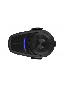 Sena 10S Bluetooth Communication System Single Solo Kit