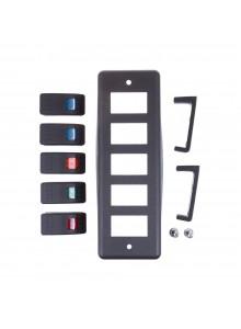 DAYSTAR Roll Bar Mount with Switch N/A - 146098