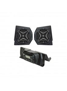 SSV WORKS Premium Marine 2 Speaker Kit Can-am