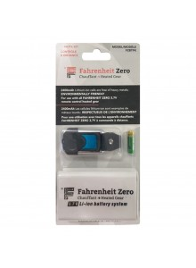 FAHRENHEIT ZERO Batteries Kit with Charger