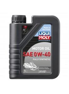 Liqui Moly Oil Snowmobil Motoroil Synthetic 0W40