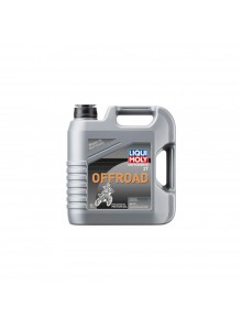 Liqui Moly Oil 2T Synthetic Snowmobile