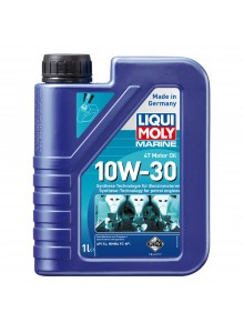 Liqui Moly Oil 4T Marine 10W30 10W30