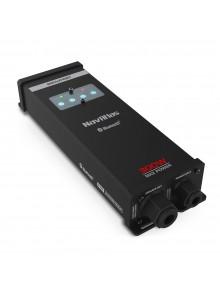 NavAltas 300W 4-Channel Amplifier with Bluetooth Audio