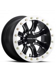 RACELINE WHEELS Mamba Beadlock Wheel 12x7 - 4/115 - 5+2