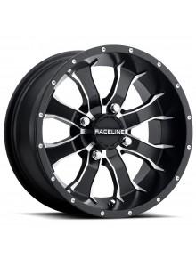 RACELINE WHEELS Mamba Wheel 12x7 - 4/115 - 5+2