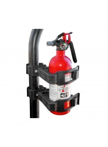 HORNET OUTDOORS Universal Fire Extinguisher Rack Mount with Grips