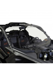 Direction 2 Full Windshield - Scratch resistant Fits Can-am