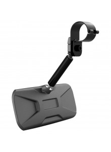 """SEIZMIK Wide Angle Rear View Mirror for 2"""" Clamps - 18052 2"""" Clamp-On"""