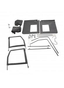 Seizmik Framed Door Kit Polaris - UTV - Complete door