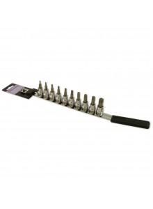 Cruz Tools Star Socket Bit Set Screwing, Unscrew - 181030