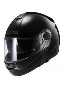 LS2 Strobe Modular Helmet Solid