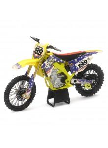 New Ray Toys Scale Model - Nitro Circus Dirt Bike