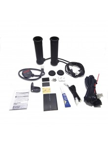 KOSO V2 Heat Grips with Thumb Warmer 204800