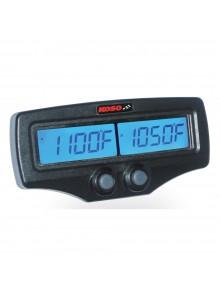 Koso EGT Dual RPM Meter Universal - 205126