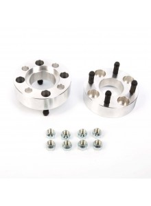 HIGH LIFTER Wide Trac Aluminum Wheel Spacer Rear