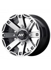 MSA WHEELS M27 Rage Wheel 12x7 - 4/137 - +10 mm