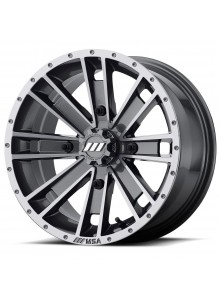 MSA WHEELS M28 Ambush Wheel 14x7 - 4/110 - +0 mm